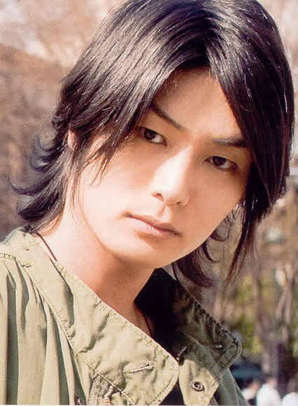 as Inui Showa in 'Tokyo Ghost Trip'