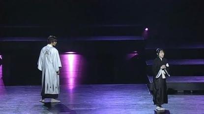 The Live Bankai Show Code: 001 - 'Ai Tooku/Nemurenu Yoru'
